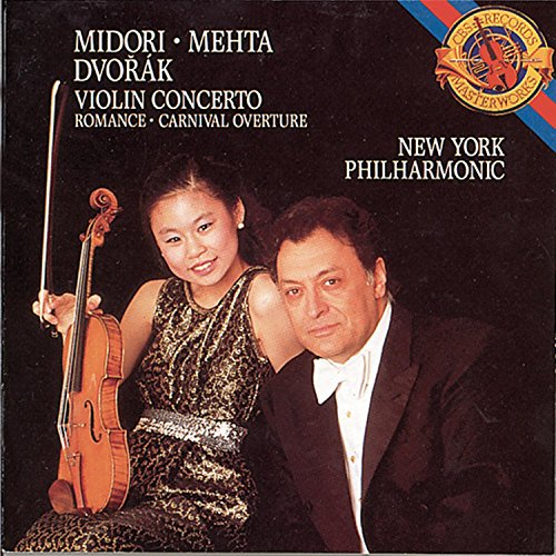 Concerto for Violin & Orchestra op. 53 / Romance op. 11 / Carnival Ouverture op. 92