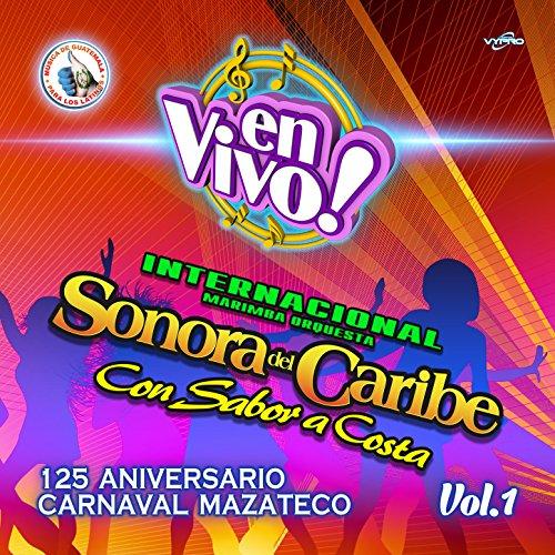 """Caribe Mix de Cumbias # 10: La Parabólica / Saca la Maleta / La Bamba / Que Buen Cu """"La Segunda del Cucu"""" (En Vivo)"""