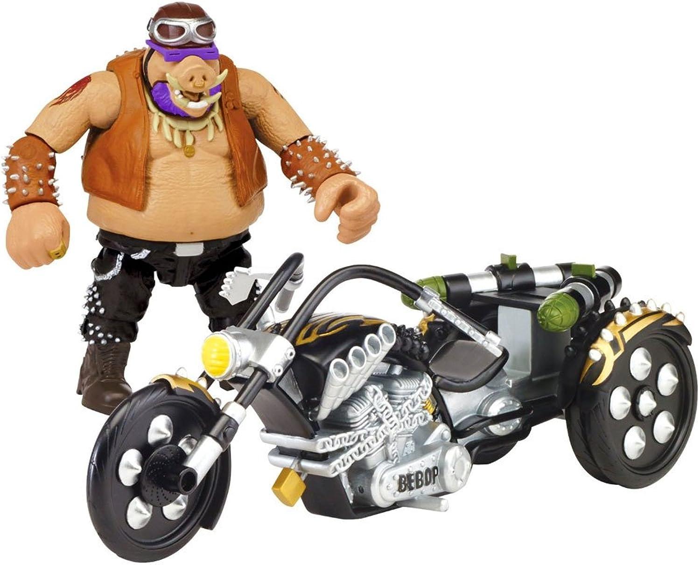 tienda en linea Figura de la película de Las Tortugas Ninja Mutant Mutant Mutant de Teenage 2 Bebop con Juguete de Triciclo Warthog  mejor reputación