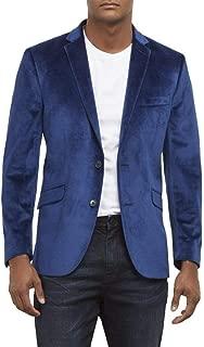 Men's Velvet Slim Fit Evening Blazer