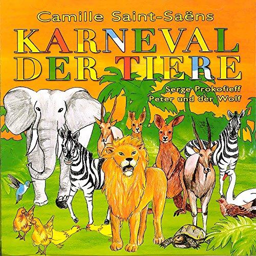 Karneval der Tiere, R 125: VII. Das Aquarium (arr. for Brass by Peter Reeve)