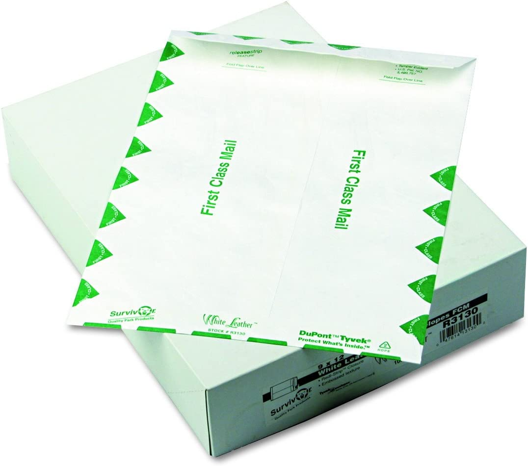 Quality Park We OFFer at cheap prices Leather Tyvek A surprise price is realized Envelopes Q Class First