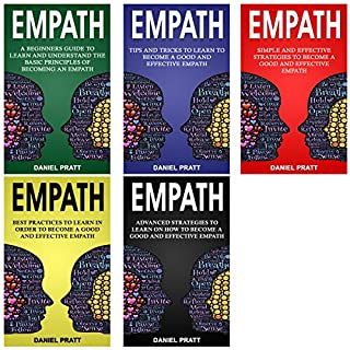 Empath: 5 Books in 1 audiobook cover art