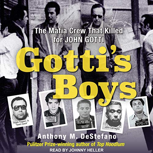 Gotti's Boys cover art