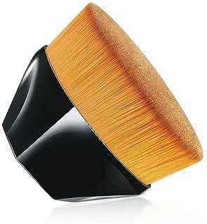 Falliny Makeup Brush, Flat Top Kabuki Travel Full Coverage Foundation Brush Perfect For Blending Liquid, Cream or Flawless Powder Cosmetics, Professional Face & Body Makeup Brush