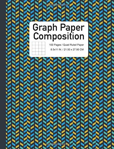 in budget affordable Notes for composing millimeters: four chevron-style rulers (graph paper) (volume 5)