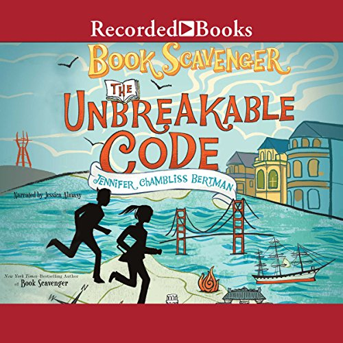 The Unbreakable Code                   By:                                                                                                                                 Jennifer Chambliss Bertman                               Narrated by:                                                                                                                                 Jessica Almasy                      Length: 7 hrs and 53 mins     167 ratings     Overall 4.6