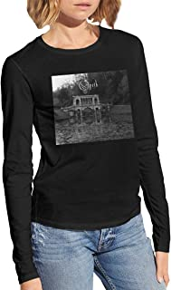 Opeth Morningrise Women Comfortable Cotton Casual Long Sleeve T-Shirt