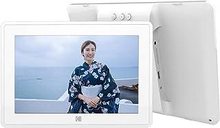 KODAK WIFI デジタルフォトフレーム 10.1インチタッチスクリーン 1280*800高解像度 IPS广视角16gb内置存储器/USB, SD存储器/照片动画播放/天气预报 日本語取扱説明書(白)