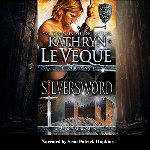 Silversword audiobook cover art