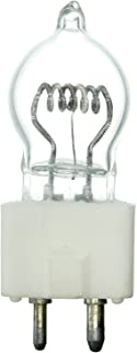 Sunlite DYS 600W/G7/120V/CL/GZ9.5 600-watt 120-volt Bi-Pin Based Stage and Studio G7 Light Bulb, Clear