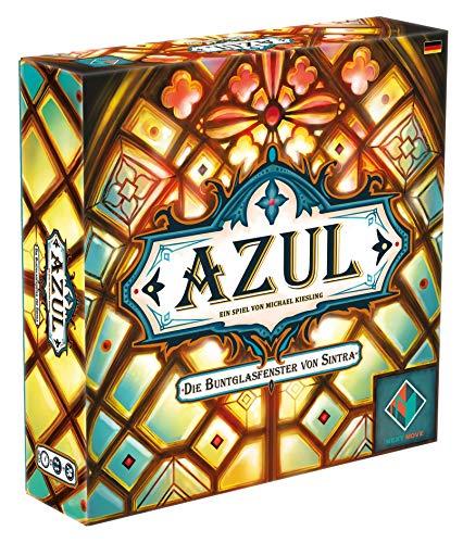 Pegasus Games 54807G - Azul - Het kleurrijke glas venster van Sintra (Next Move Games)