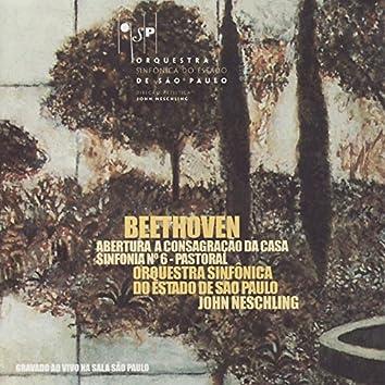 """Beethoven: Abertura """"A Consagração da  Casa"""" - Sinfonia No 6 """"Pastoral"""""""