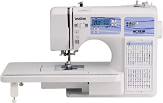 Best brother computerized sewing and quilting machine hc1850 Reviews