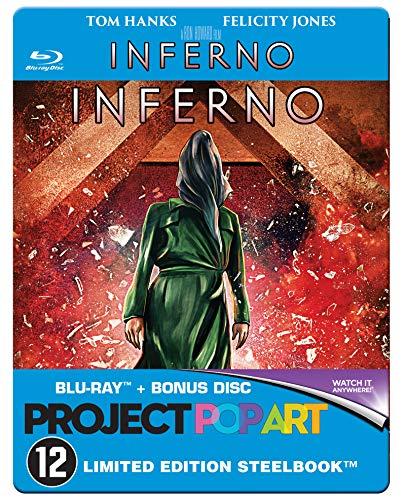 BLU-RAY - Inferno (Steelbook) (1 Blu-ray)
