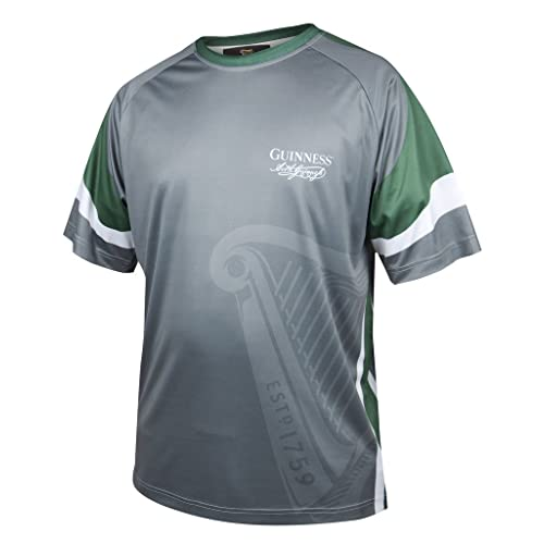 Malham Live for Rugby Silky Sullivan Collection Mens Ireland Performance Rugby Jersey