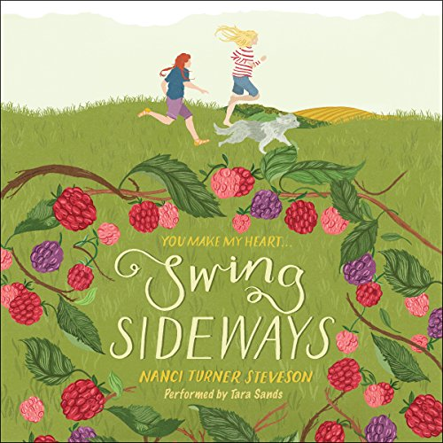 Swing Sideways audiobook cover art