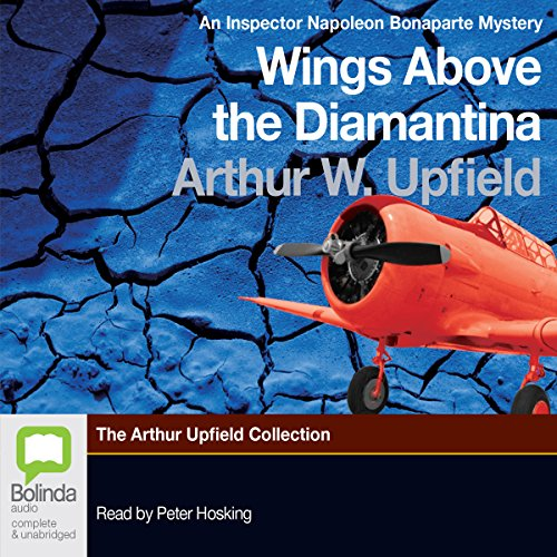 Wings Above the Diamantina Titelbild