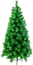 Christmas Tree Artificial Xmas Tree Environmentally Friendly PVC for Kindergarten Bar (Size : 1.5m-5ft)
