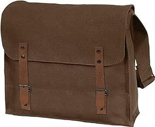 Vintage Shoulder Medic Bag (Brown, Plain)