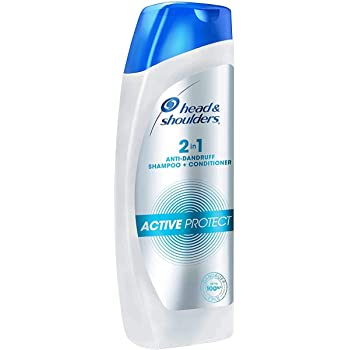 Head & Shoulders , Anti Dandruff Shampoo + Conditioner, Active Protect, 180 ML