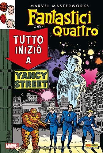 I Fantastici quattro (Vol. 3)