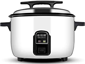 Cuiseur de riz Capacité de grande capacité 8L / 10L / 30L Cantine Hotel Hôtel Commercial Home Grand cuisinière à riz à l'a...