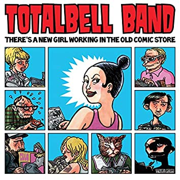 There's a New Girl Working in the Old Comic Store