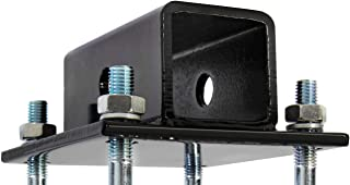Motorup America Hitch Tightener Anti-Rattle Stabilizer Fits Select Vehicles Car Truck Van SUV