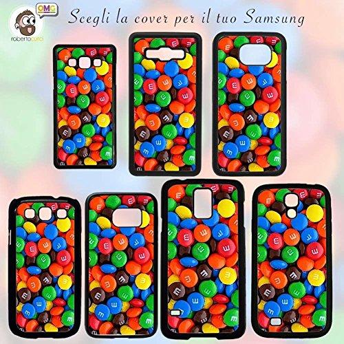 Cover Galaxy - Choco Lovers Caramelline di Cioccolato Pattern - Galaxy S7 Edge