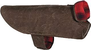 Stormy Kromer Waxed Dog Jacket - Winter Cotton Pet Coat