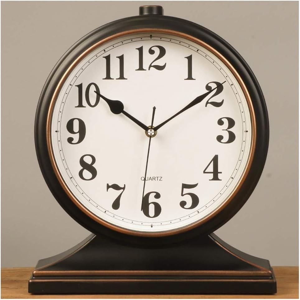 OMIDM Table Clock Small Ornaments Desk Selling Max 57% OFF Digital Large