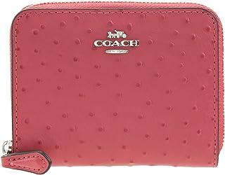 [コーチ] COACH 財布 折財布 二つ折り ラウンドファスナー オーストリッチ調 レザー アウトレット F67606 [並行輸入品]