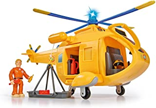 Fireman Sam Deluxe SAMS Helicopter Ages 3+