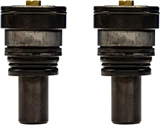 SuperATV Heavy Duty Ball Joint for Polaris RZR XP 1000 (See Fitment) | 【Greasable】 | Set of 2 Ball Joints | Replaces OEM 7081867 and 7082275