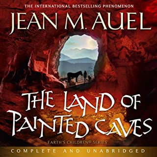The Land of Painted Caves cover art