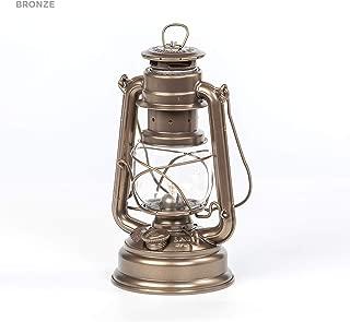 Feuerhand Galvanized Lantern - Bronze