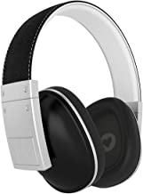 Polk Audio Buckle Headphones - Black/Silver - with 3 button control and microphone
