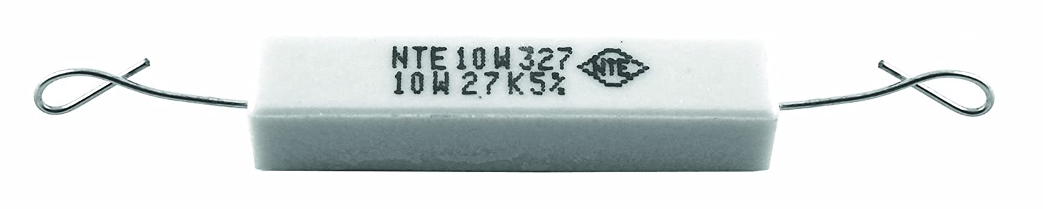NTE Electronics 10W133 OFFer Resistor Wire Leaded Spasm price 5% To Axial Wound