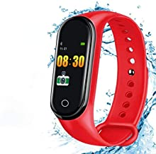 Smart Band Stappenteller Scherm Smart Armband Bloeddruk Polsbandje Stappenteller Heren Dameshorloge