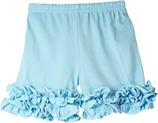 Wholesale Princess Boutique Ruffle Bottom Icing Shorts - 12 Color Options!