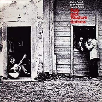 Folk and Western Guitars (Evasion 1971)