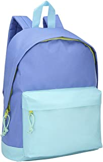 Kids Backpack for Boys and Girls - Blue or Pink (Blue)