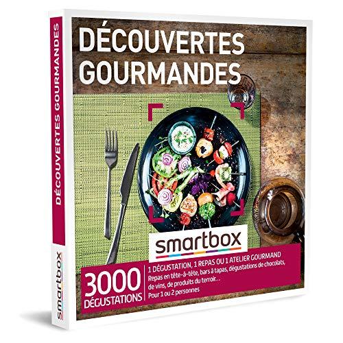 Coffret Smartbox Découvertes gourmandes