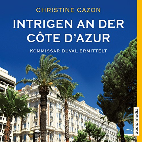 Intrigen an der Côte d'Azur cover art