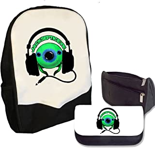 BLUE PERFECT FOR SCHOOL /& HOME JACKSEPTICEYE PENCIL CASE TIN PINK ONE EYE