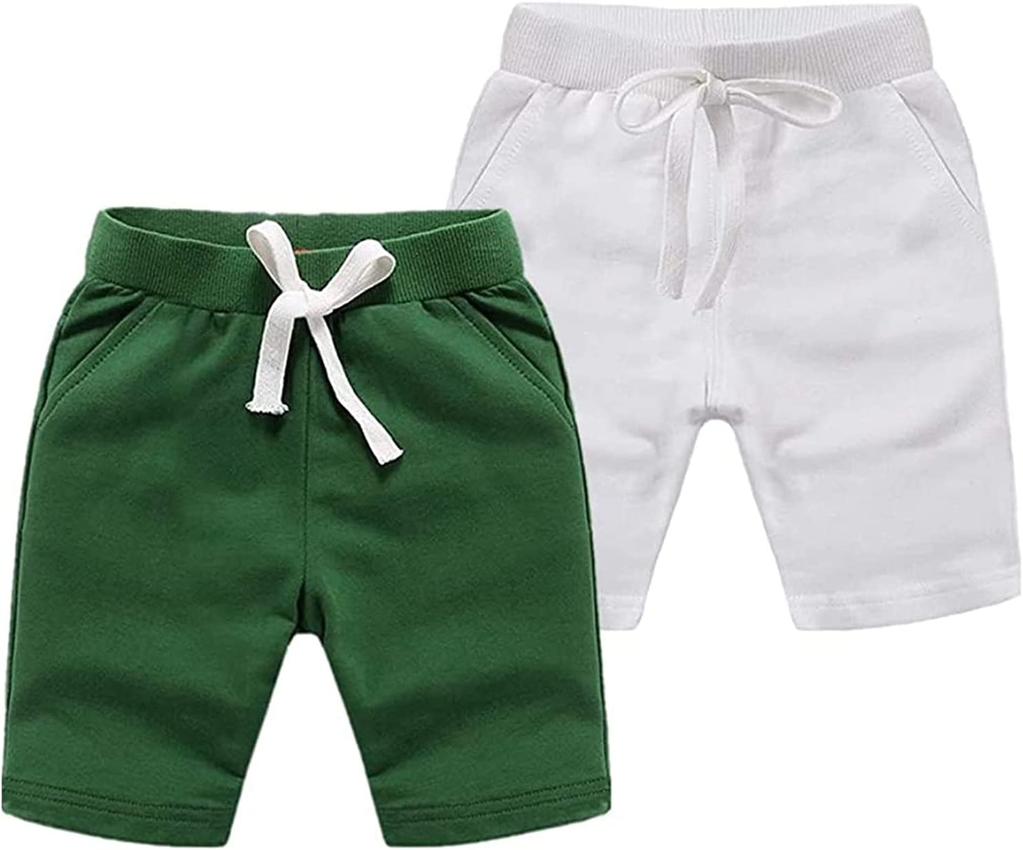 Toddler Baby Boys Girls Cotton Today's only Soft Comfort Shorts Beach 40% OFF Cheap Sale