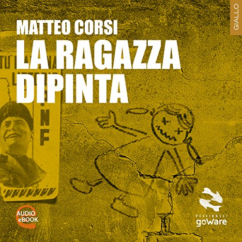 La ragazza dipinta audiobook cover art