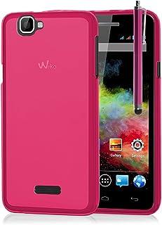 Amazon.fr : coque wiko rainbow silicone : High-Tech