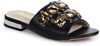 ABER & Q Evan Women's Flat Sandal